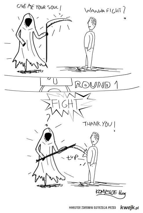 Walka ze Śmiercią