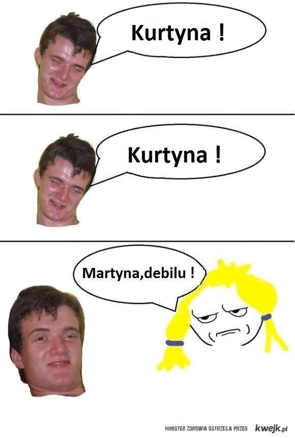 Kurtyna Martyna