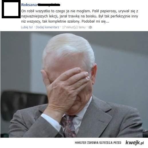 Fatalne zauroczenie - facepalm