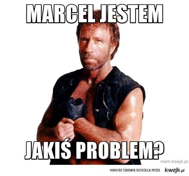 marcel jestem