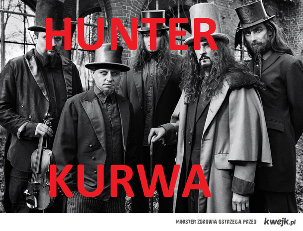 HUNTER KURWA