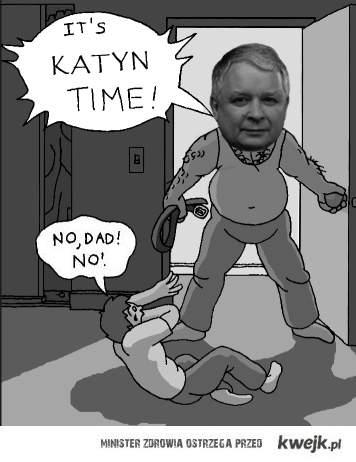 Katyn time