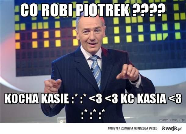 Co robi Piotrek ????