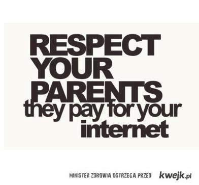 szanuj swoich rodziców