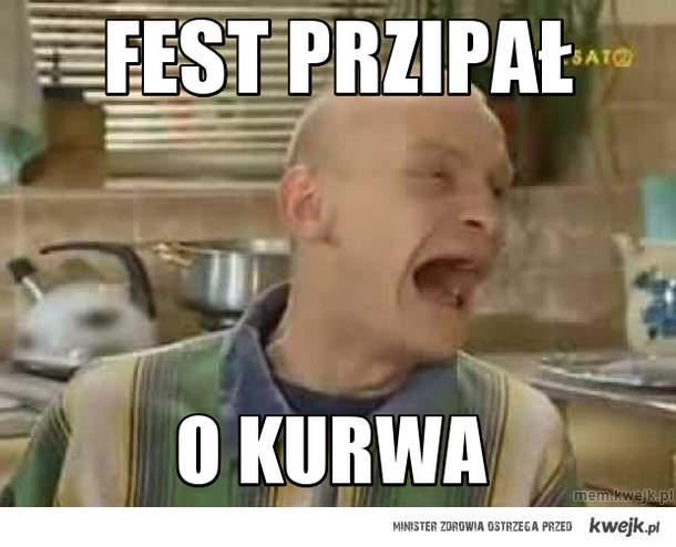 FEST PRZIPAŁ