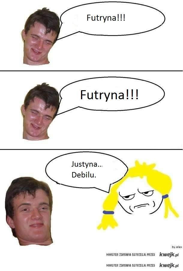 Jusyna Zbyszek :D
