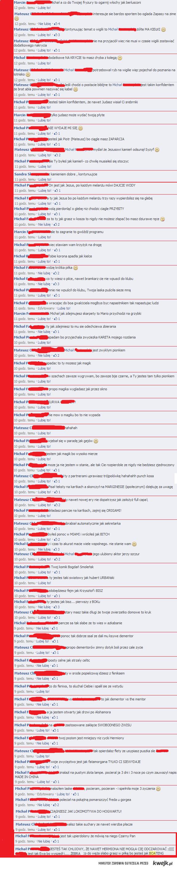 Ustawa freestyleowa na FB, zawsze spoko