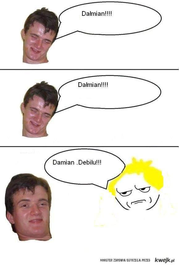 Zbyszek i Damian