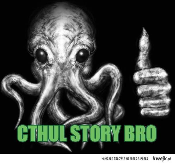 cthul story