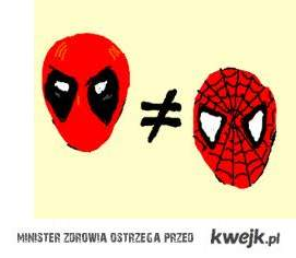 Deadpool is not Spiderman