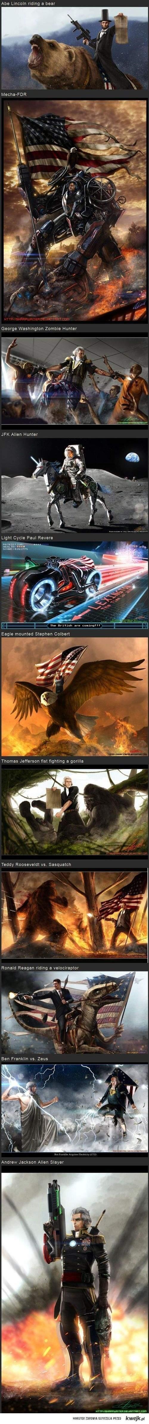 Prezydenci USA