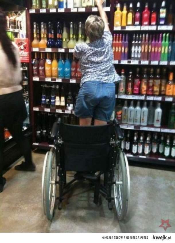 Alkohol nie szkodzi