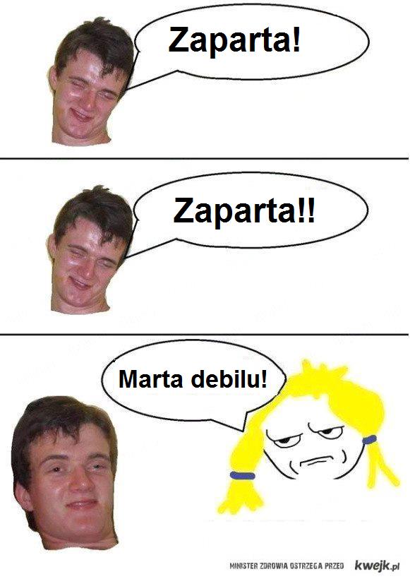 MARTA !