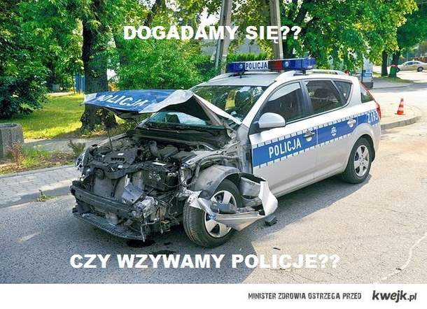 wzywamy policje??