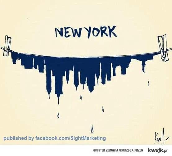 Nowy Jork po Sandy