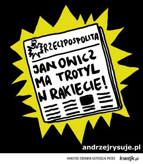 trotyl Janowicz