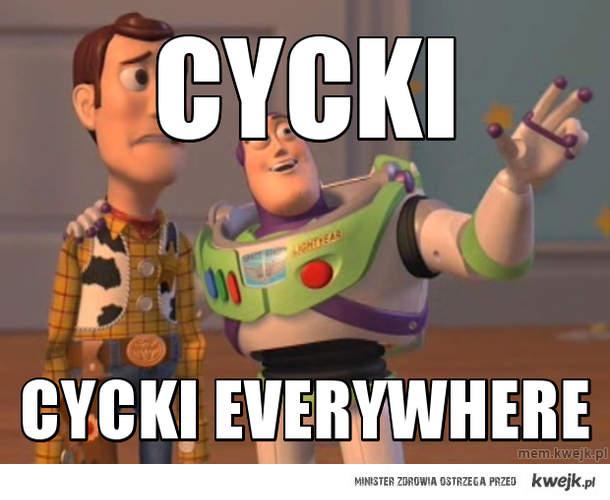 Cycki *_*