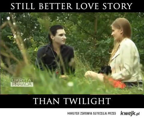 better story than twilight