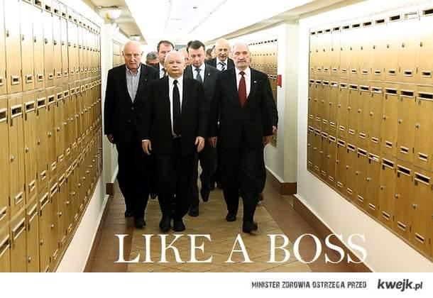 PIS Like a Boss