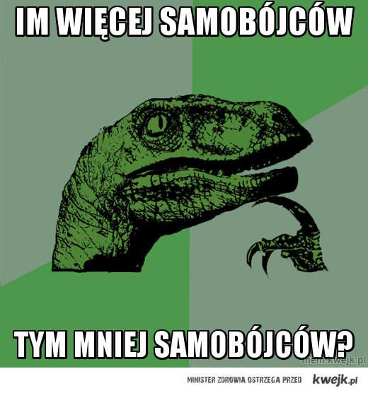 IM WIĘCEJ SAMOBÓJCÓW