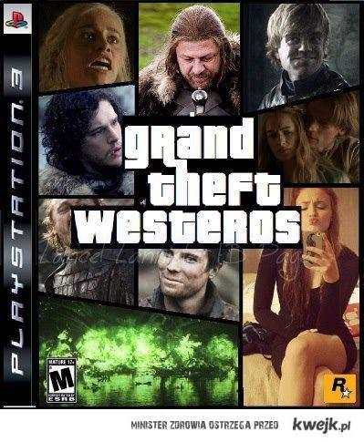 Grand Theft Westeros