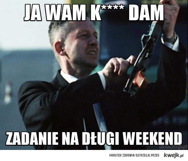 Ja wam k**** dam