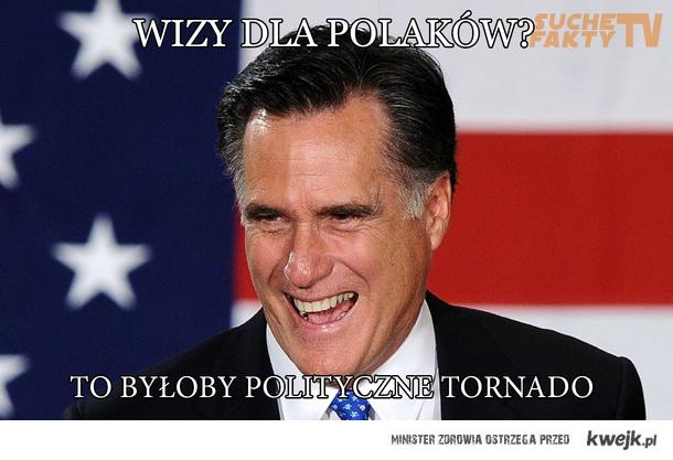 Romney o wizach