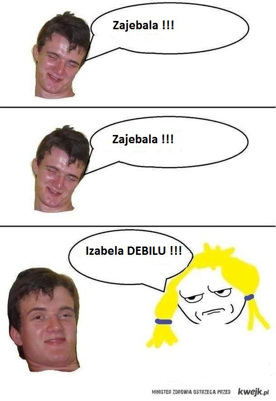 Zajebala