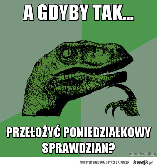 A GDYBY TAK...