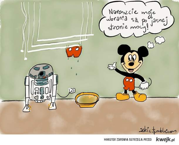 Star Wars by Disney.