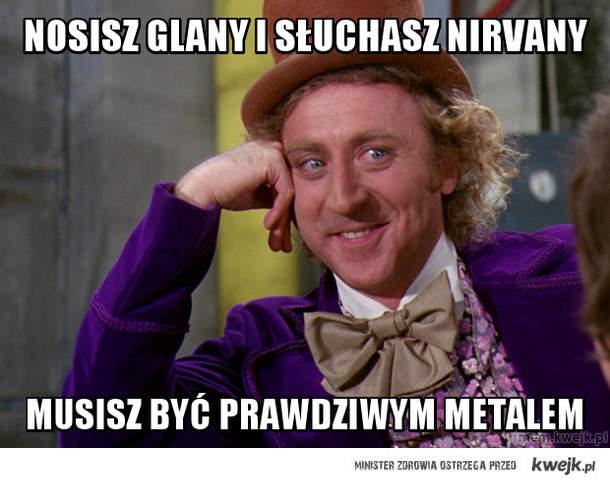 nosisz glany i słuchasz nirvany