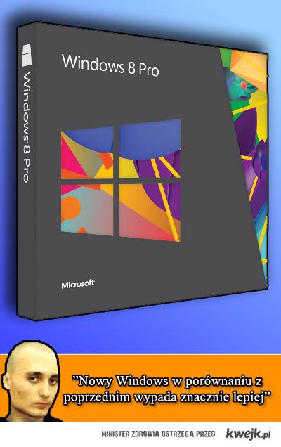 Windows 8 okiem eksperta