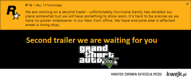 Drugi trailer gta 5