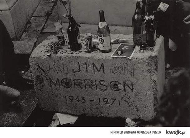 Jim Morrison RIP