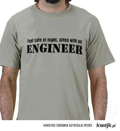 Prześpij się z inżynierem!