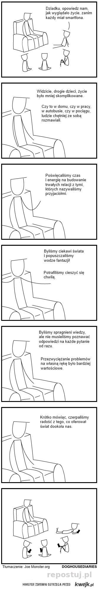 relacje międzypokoleniowe ;)