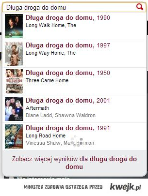Dlaczego nie używam polskich tytułów?