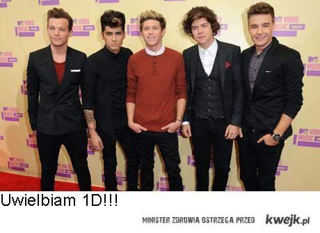 Uwielbiam 1D!!!