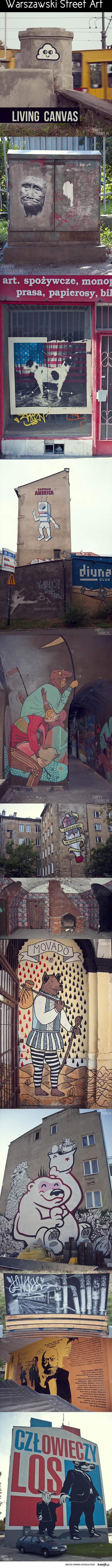 Warszawski Street Art