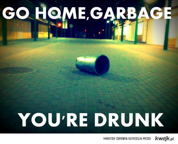 drunk
