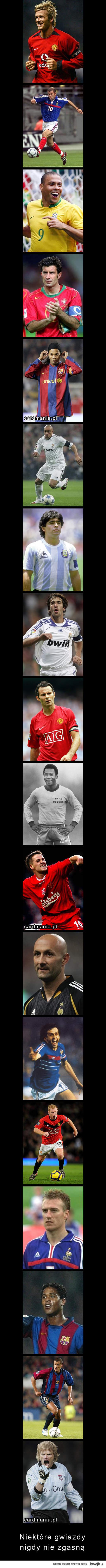 Piłkarskie legendy