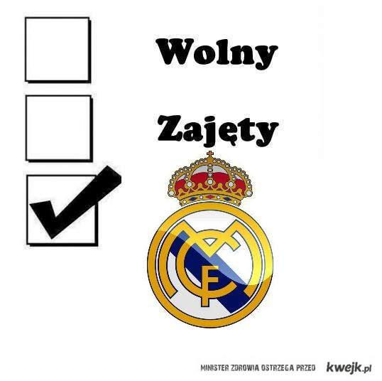 Na zawsze Real Madrid