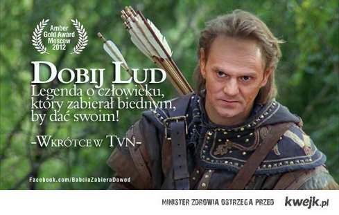 Donald Robin Hood