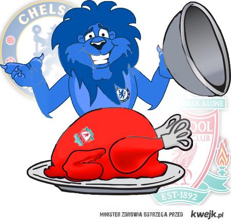 Chelsea LION vs Liverpool TURKEY