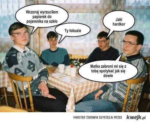 hardcorowy Andrzej