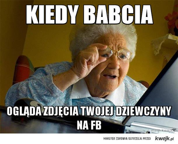 Kiedy Babcia