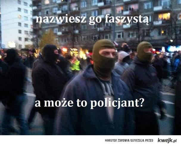 tajni policjanci