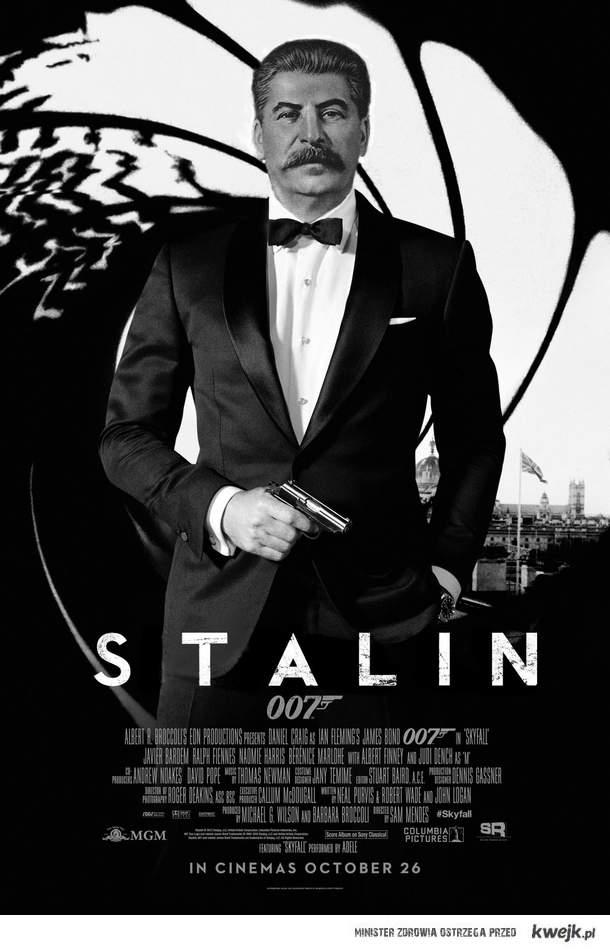 STALIN aka SKYFALL