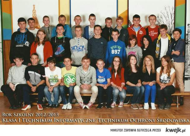 The best class ever...  XD