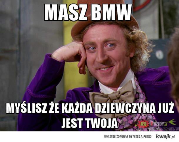 Masz BMW?